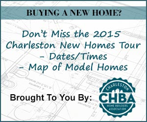 Visit the 2015 Charleston New Homes Tour - get dates, times and see the model homes on the official map
