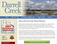Darrell Creek Homes