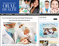 Mount Pleasant Dentists