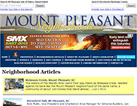 Mount Pleasant Neighborhoods