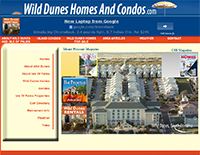 Wild Dunes Home and Condos